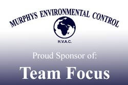 Murphy's Environmental Control - Proud sponsor of Team Focus